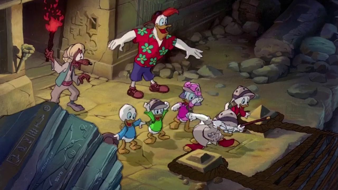Duck Tales O Tesouro Da Lampada Perdida Filmes Online Gratis Youtube