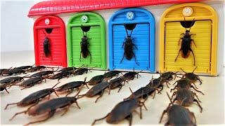 アイアンマン、ちびっこバスタヨとガレージのおもちゃ、ゴキブリのお化け妖怪、木製トーマス