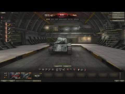 World of Tanks - FCM 50t Tier 8 Premium Heavy Tank
