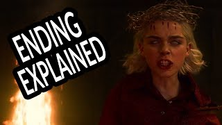 CHILLING ADVENTURES OF SABRINA PART 2 Ending Explained and Questions Answered!