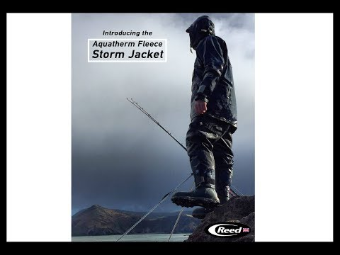 Aquatherm Fleece Storm Jackets by Reed Chillcheater