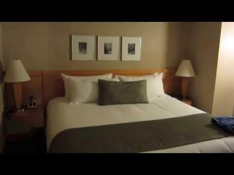 Delta Vancouver Suites Hotel ROOM TOUR