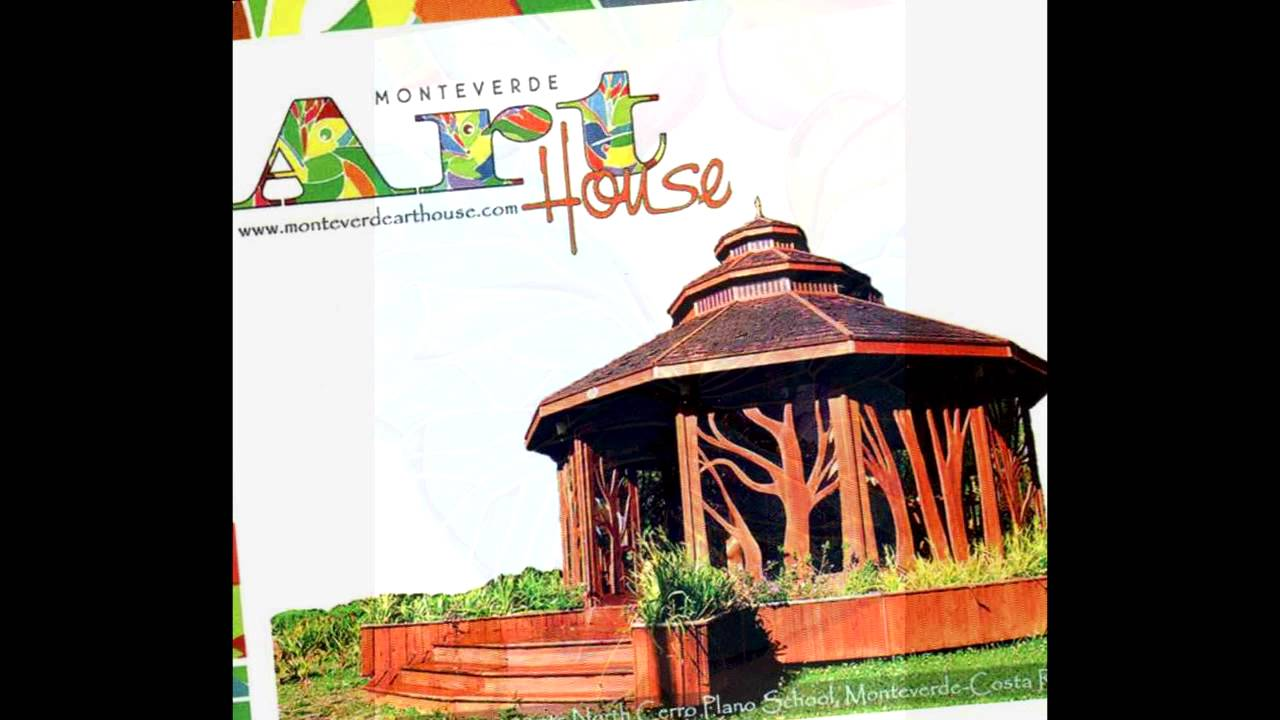 Monteverde art house