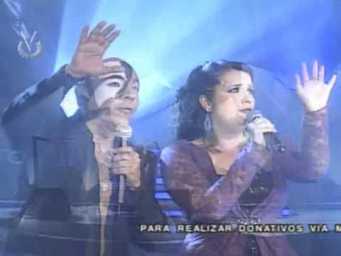 Deborah Andrade & Euro Nava @ YO SI CANTO - The Phantom Of Opera