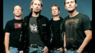 NickelBack - Last One Standing/ Savin' me  +  LYRICS