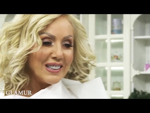 Lepa Brena - Intervju - Glamur - (Happy TV, 16.12.2017.)
