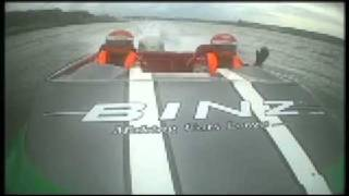 Octane Binz Honda Offshore Powerboat Racing F4SA