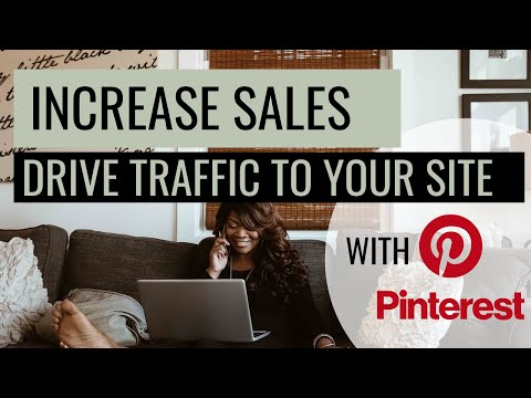 HOW TO MAKE MONEY ONLINE BLOGGING & PINNING TO PINTEREST | Pinterest Strategy + Canva Tutorial thumbnail