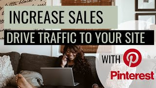 How to make money online blogging & pinning pinterest   strategy + canva tutorial