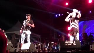 Machel, Sean Paul, Beenie Man - Tribe Ignite 2015