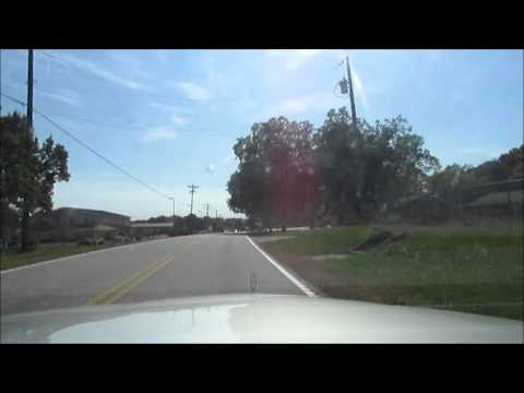 POV driving to work ( Lincoln towncar)