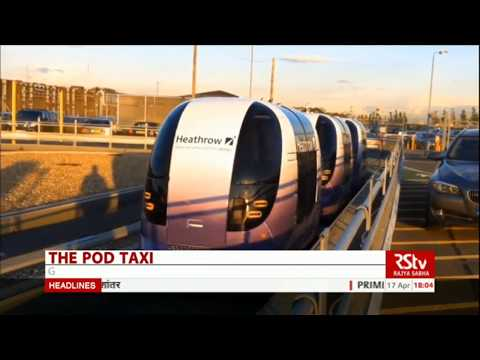 What is a Pod Taxi?