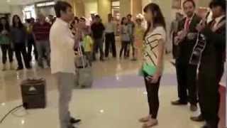 chutiyapa in mall proposal klpd video