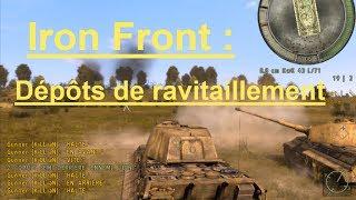 """Iron Front : D-Day DLC """"Dépôts de ravitaillement"""""""