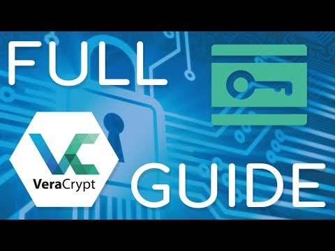 Veracrypt Get Started Guide: Encryption Made Easy