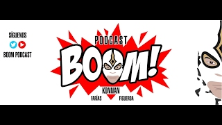 Podcast BOOM Episode 36