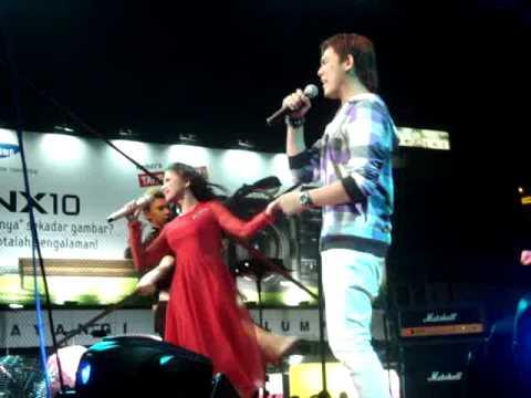 Kau dan Aku Mila dan Akim konsert conetto