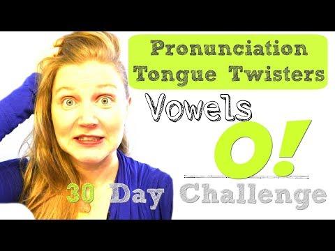 Learn English Vowel Sounds.Short O & Long O
