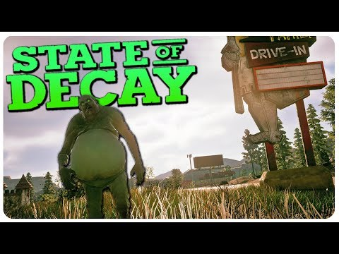 NEW AREA UNLOCKED, Abandoned Fairgrounds!   State of Decay Gameplay #15 (Mods)