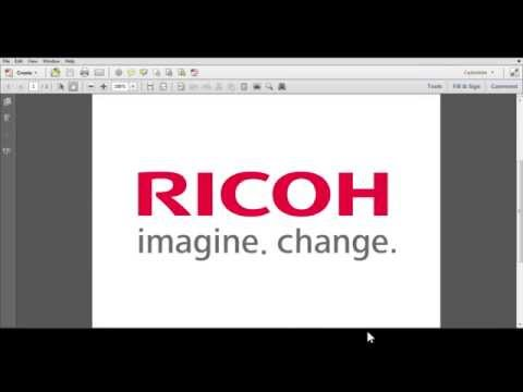 Training | Printing booklets using the PCL6 version 4 driver | Ricoh Wiki
