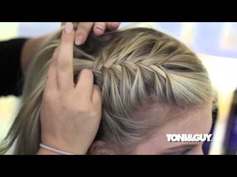 How to Braid French Fishtail
