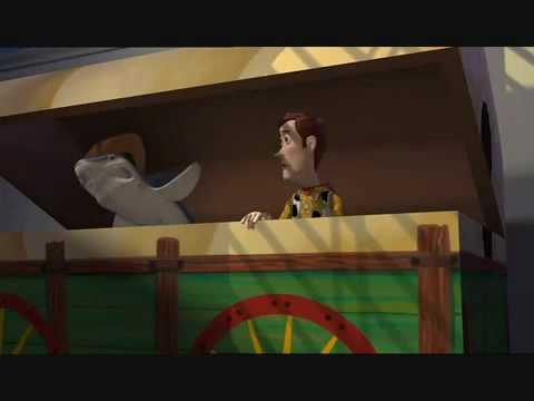 I'm Woody! Howdy Howdy Howdy!