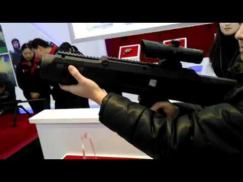 Лазерное оружие производства