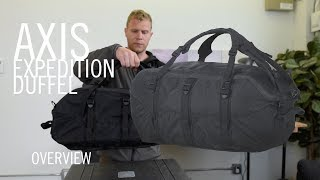 Triple Aught Design - Axis Expedition Duffel 2018