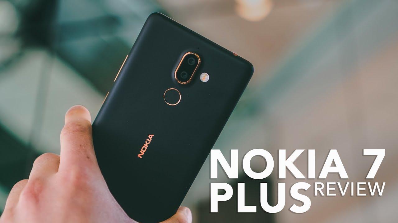 79c48ddd9f9 Nokia 7 Plus videoreview: dit zijn de voor- en nadelen