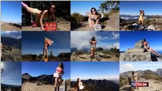 Morta Gigi Wu la scalatrice in bikini gigi wu died falling into a cave