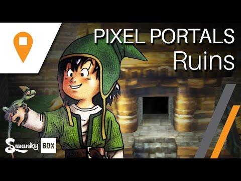 Dragon Quest VII: The Ruins - Pixel Portals | SwankyBox