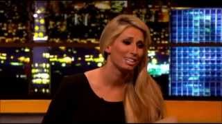 Stacey Solomon on The Jonathan Ross Show 13/10/2012 Thumbnail