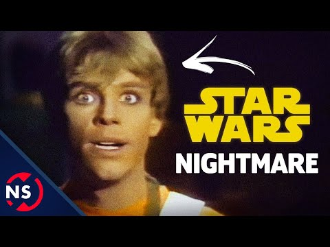 The Forgotten Alternate Draft of the STAR WARS Holiday Special Explained... || NerdSync