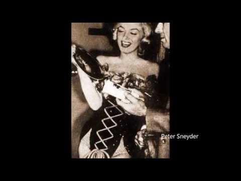 "Marilyn Monroe -  Deleted Scenes From ""Gentlemen Prefer Blondes "". ( 1953 )"