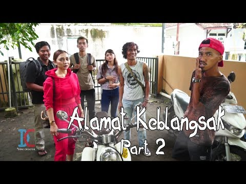 Alamat Keblangsak (Part 2) Eps 22 - feat Ruwet TV (Parah Bener The Series)