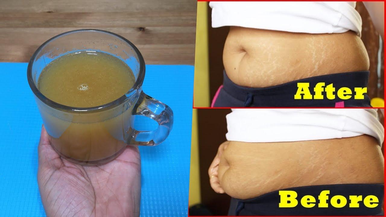 Naranja, jengibre y miel para bajar de peso / Quemar grasa abdominal