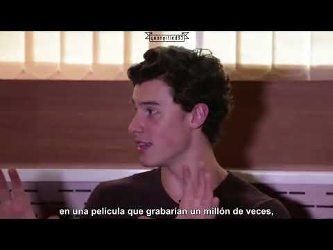 [Sub español] 171215 Shawn Mendes habla sobre conocer a BTS.