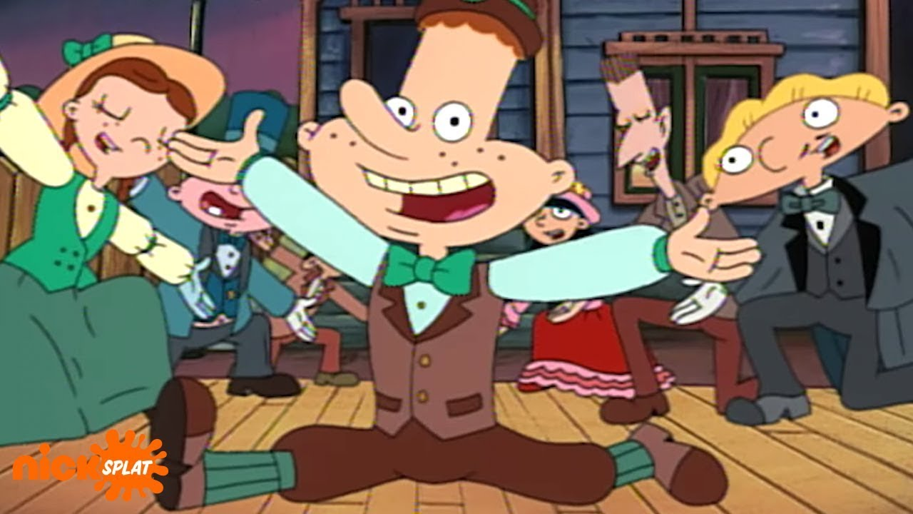 Eugene, Eugene The Musical | Hey Arnold! | NickSplat