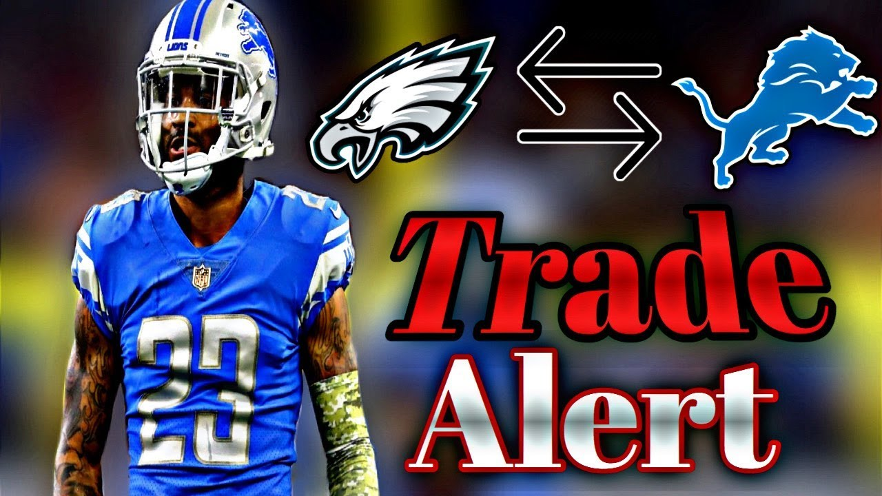 Detroit Lions trade Pro Bowl CB Darius Slay to Philadelphia Eagles ...