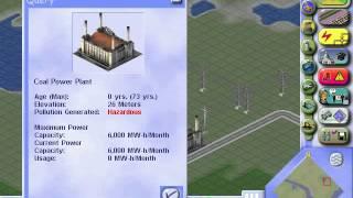 SimCity 3000 (Random Gameplay)