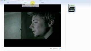 Windows Live Movie Maker Tutorial #9: Chipmunks Audio Speed Up Effect