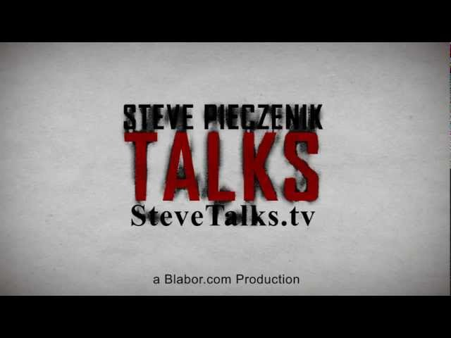 STEVE PIECZENIK TALKS- Why Do You Lie PROMO