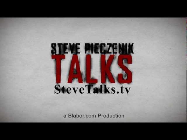 STEVE PIECZENIK TALKS- Why Do You Lie PROMO