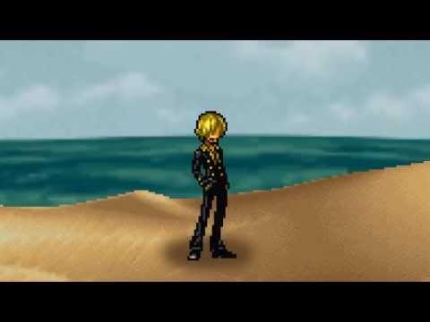 Sanji's Diable Jambe - Short Animation