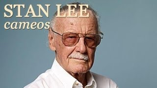 All Stan Lee Cameos! (Until The Avengers)