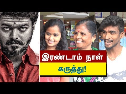 """MERSAL"" Movie Public Opinion -  DAY 2 