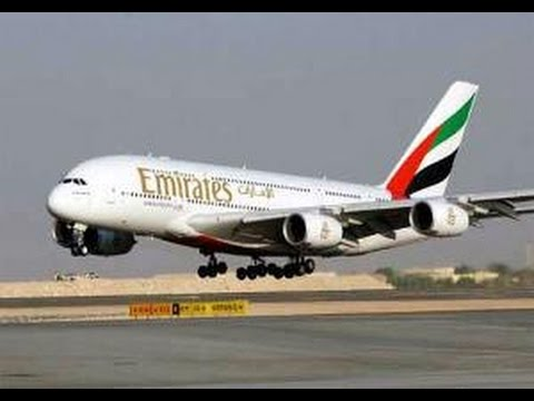 Emirates Plane Lands In Mumbai After Flyer Dies
