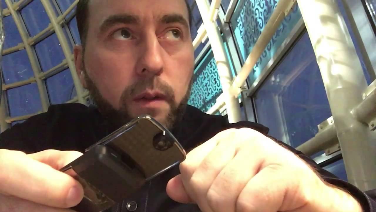 Видео обзор Nokia 8800 копия | 2 сим | металлический корпус .