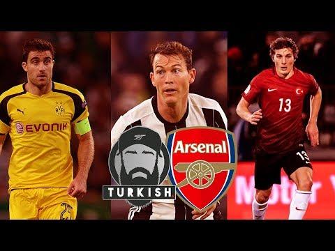 Arsenal Transfer Rumours | Sokratis, Lichtsteiner, Soyuncu | Defensive Reshuffle!!!