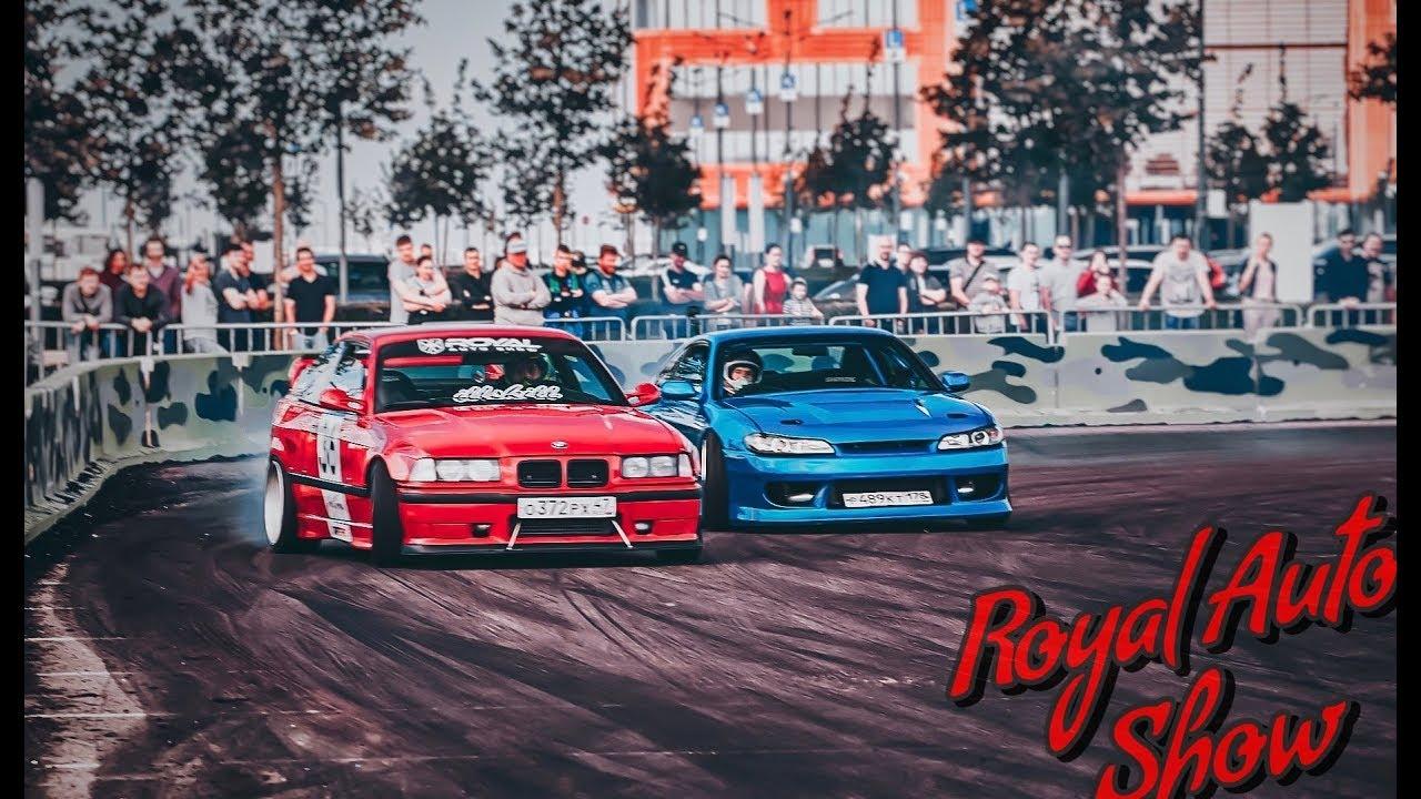 Новая гоночная ливрея. Royal Auto Show 2019. Все самые топовые проекты.